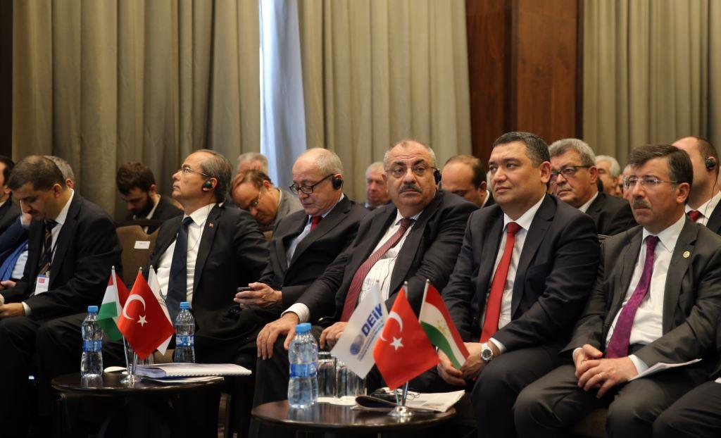 INVESTMENT OPPORTUNITIES IN TAJIKISTAN ARE EVALUATED IN DEİK