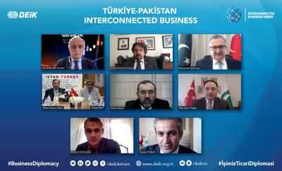 TURKEY-PAKISTAN INTERCONNECTED BUSINESS