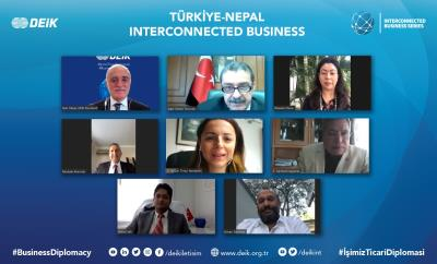 TURKEY-NEPAL INTERCONNECTED BUSINESS