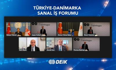 TURKEY-DENMARK VIRTUAL BUSINESS FORUM